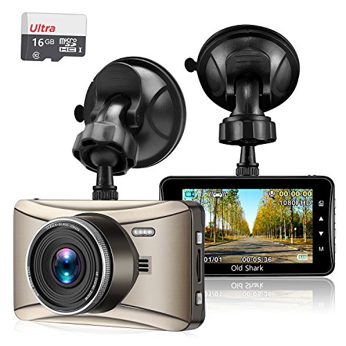 Dash Cam Oldshark 1080P Full HD